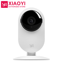 [International Edition] Xiaomi YI Home Camera+32G Card HD 720P IP Camera WiFi Webcam Night Vision Motion Detection Video Monitor(China (Mainland))