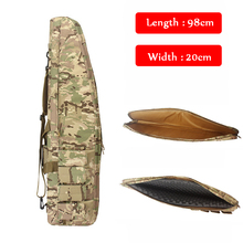 98cm Tactical Rifle Gun Bag With Padded Hand Carry Holster Hunting Shooting Airsoft Air Protection Shoulder
