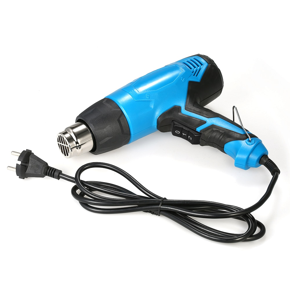 Image 5 - 2000W 220V Electric Hot Air Gun Temperature controlled Building Hair Dryer Soldering Adjustable Thermoregulator Heat Guns-in Heat Guns from Tools on