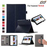 Case For Huawei MediaPad T3 9 6 AGS W09 AGS L09 High Quality Mulitifunction Cover Case