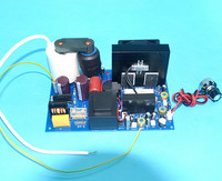 FREE SHIPPING 450W Ozone Generator High Voltage And High Frequency Power Supply Can Be Adjusted