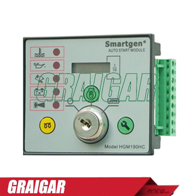 Smartgen HGM190HC Module de commande automatique du moteurSmartgen HGM190HC Module de commande automatique du moteur