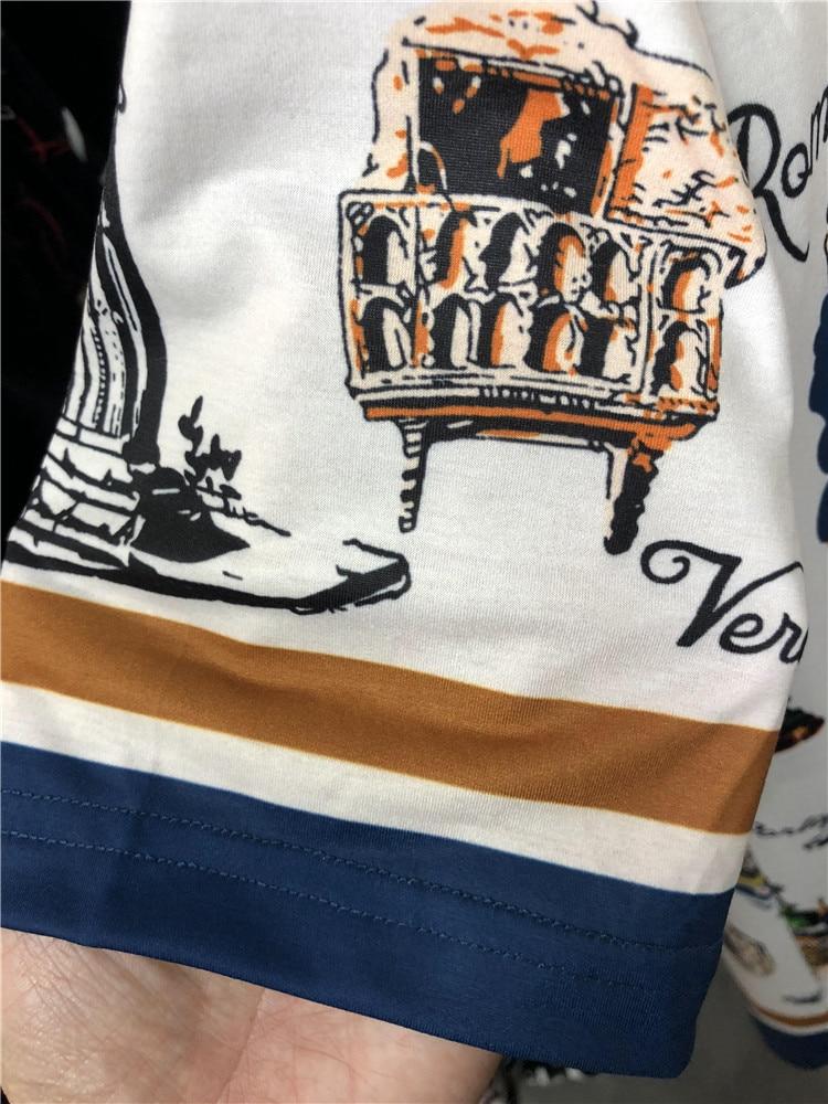 Coton Hauts Chemises M femmes Picture De G112 3xl T Printemps Été Tee Taille Supérieure Impression 100 Hommes Qualité As 2019 Nouveau Yq6wAPfgq