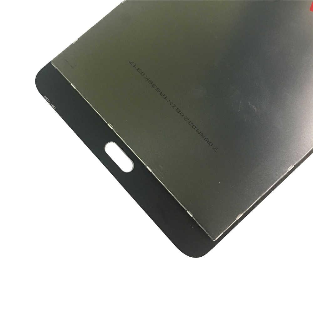 LCD Display untuk Samsung Galaxy Tab A 7.0 2016 SM-T280 SM-T285 T280 T285 Rakitan Digitizer Layar Sentuh LCD Tablet PC bagian