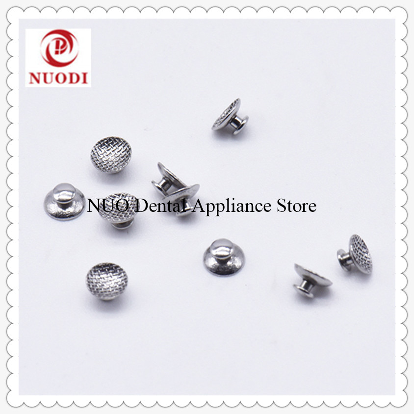 Dental Orthodontic Lingual ButtonsDental Orthodontic Lingual Buttons