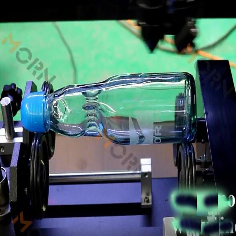Chine nouveau système rotatif de gravure de tasse en verre de vitesse de gravure rapide de conception et tout autre matériel rond par la machine de laser