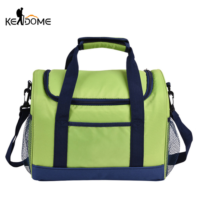 Portable Thermal Picnic Cooler Bags for Women Kids Men Multifunction Food Box Insulated Tote Bag Storage Container Pack XA882WD