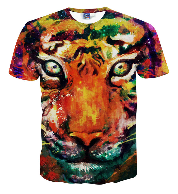 Cuhk child Pirate Cat 3D t-shirt for boys and girls New summer style teens t  ... 4eddf6075f52