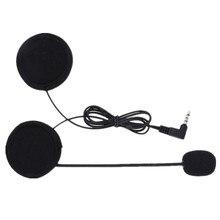 Гарнитура для шлем интерком-гарнитура 6 всадники Bluetooth интерком-гарнитура рация шлем BT домофонных