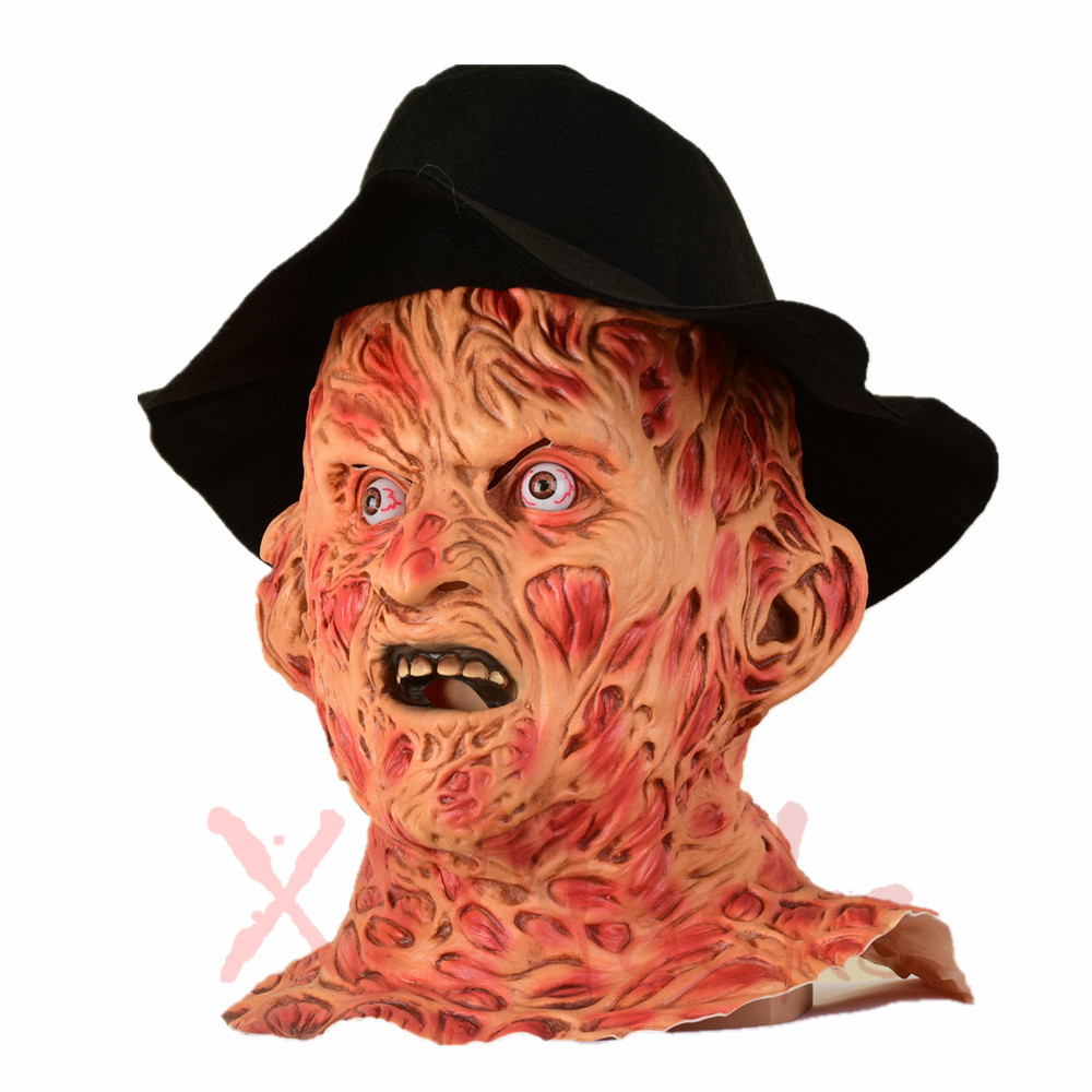 Super Deluxe Jason Friday 13th Adult Men/'s Rotting Flesh Scary Halloween Costume