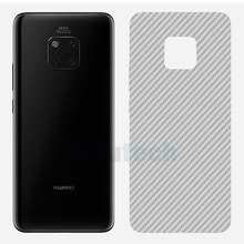 3D Carbon Fiber Back Screen Protector Film 5Pcs/lot For Huawei Mate 20 Lite Pro X Cover