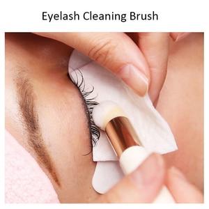Image 3 - Yelix cílios escova de limpeza extensões de cílios ferramentas compõem escovas para chicote/nariz lavagem profissional