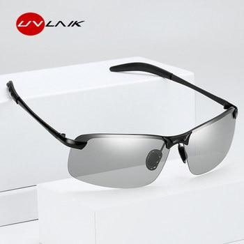 UVLAIK Classic Driving Chameleon Sunglasses