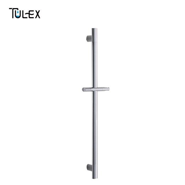 TULEX Shower Sliding ar Bathroom Ellipse Shower Slide Bar ...