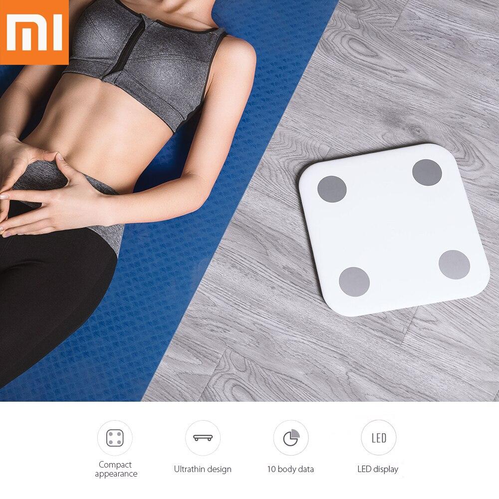 100% Original Xiaomi Scale Mi Smart 2 Bluetooth 4.0 Body Health Scale Smart Digital Personal Weighing Tool International Version xiaomi smart scale 2 page 4
