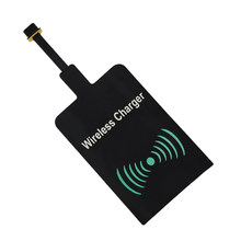 Universal Qi Receiver for Samsung Galaxy S5 J7 J3 J5 A3 Wireless Charger Receiver Adapter for Android Phone Charging Coil(China)