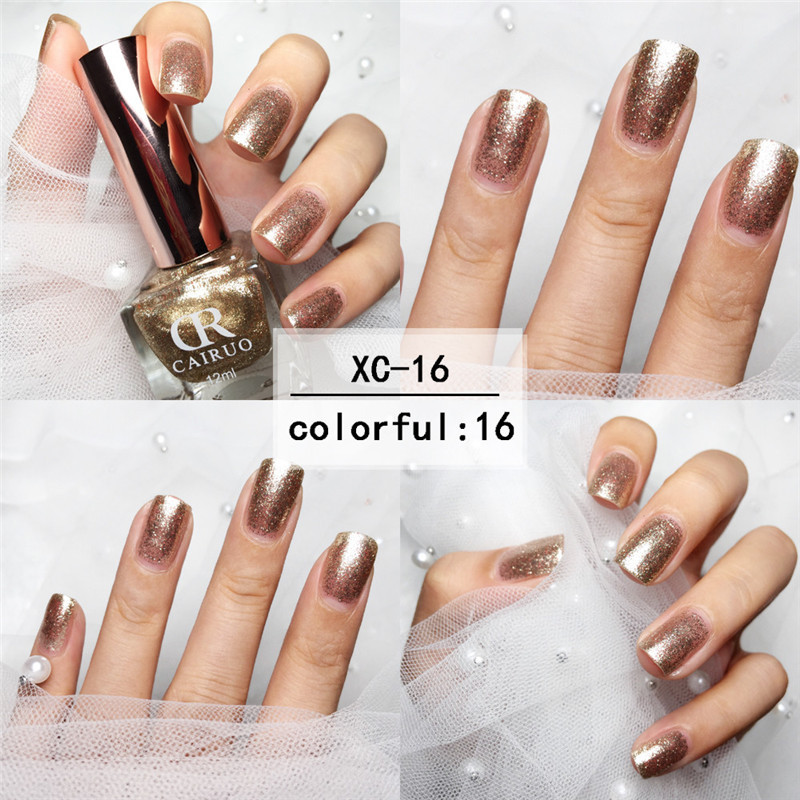 Mirror Effect Gel Nail Polish: Gel Nail Polish Nail Gel Polish UV LED Gel Dazzle Colour