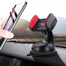ESVNE Universal Windshield Mount Car Phone Holder for iPhone