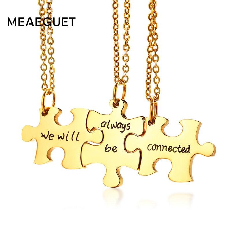 Meaeguet Trendy Gold Color Women s