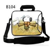 Scarecrow 10 Laptop Shoulder Bag Handle Sleeve Bag Case For 9 7 IPad Air Pro Microsoft