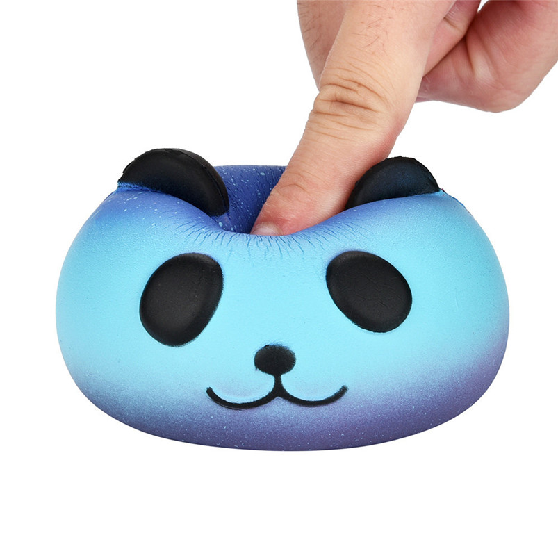antistress ball Mini Squeeze Toy Squishy Panda Cute Kawaii doll Squeeze Stretchy Animal Healing Stress Hand Fidget vent Toys
