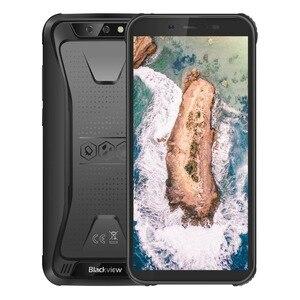 """Image 2 - Blackview BV5500 IP68 Waterproof Mobile Phone Dual SIM Rugged Smartphone MTK6580P 2GB+16GB 5.5"""" 18:9 Screen 4400mAh Android 8.1"""