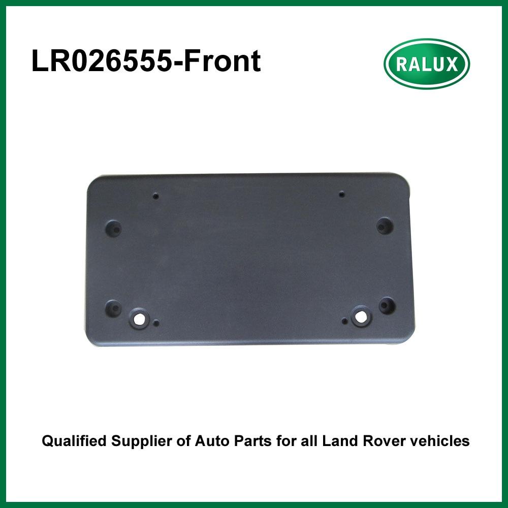 LR026555 auto kennzeichen für Range Rover Evoque 2012 auto front ...
