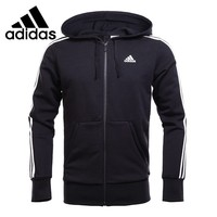 100 Original New 2015 Adidas Performance Men S Jackets AB7407 Hoodie Sportswear Free Shipping