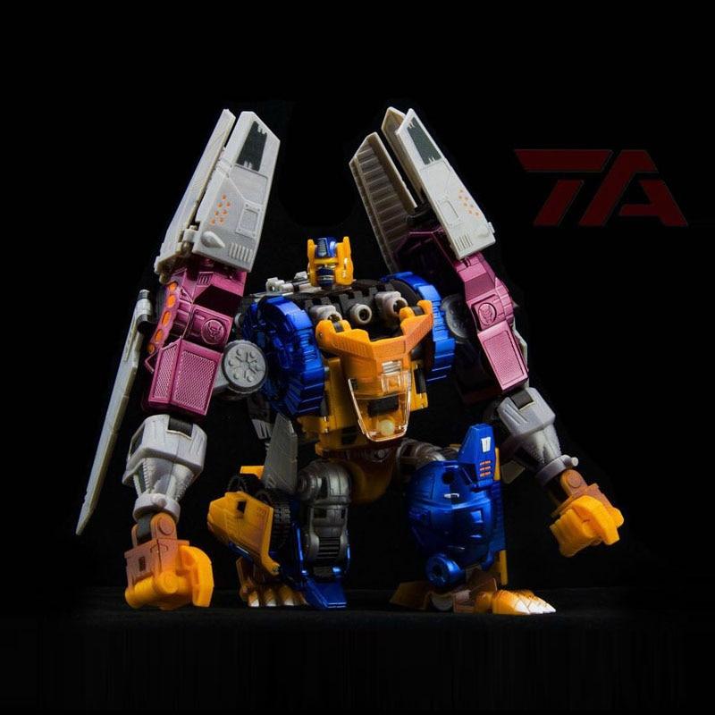 ( IN STOCK ) TransArt Toys BW-04 (BW Optimal Optimus)
