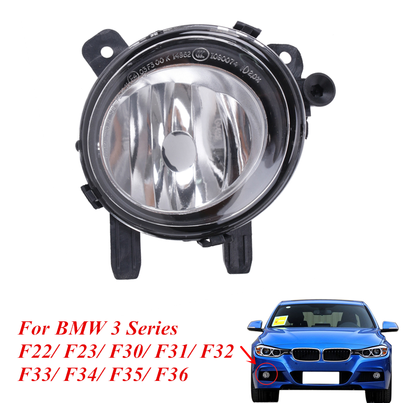 Right Side Auto Bumper Fog Light Lamp Foglights For BMW 3 Series F30 F22 F35 320i 328i 335i 2012 2013 2014 2015 #W079-R