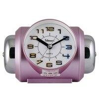 Big Number Silence Digital Clock With Battery Power Snooze Alarm Clock ,Backlight electronic desktop Digital table Clocks Watch