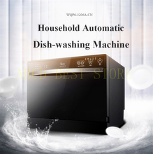 18 Mini Portable Intelligent Dishwasher Sterilization Disinfection Dryer Automatic Embedded Free Standing Dish Washer Machine