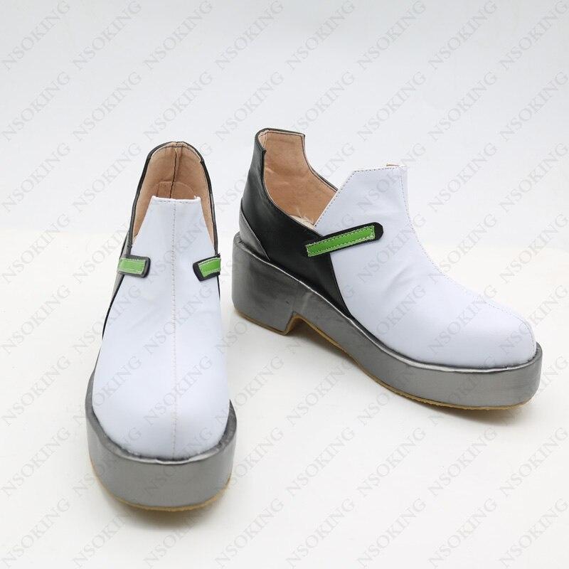 DVA D. VA nouveau cos Cosplay chaussures bottes Tair made
