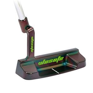 Image 1 - golf putter Men right handed  black festoon golf club putter freeshipping