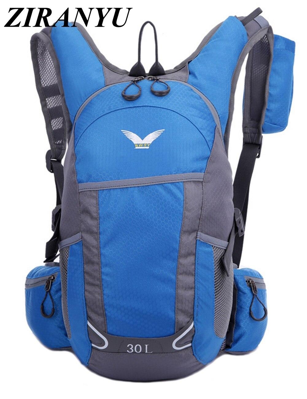 30L Waterproof Nylon Bicycle Backpacks Ultralight Bag For Riding Rucksacks Packsack Road Bag Mochila Bagpack