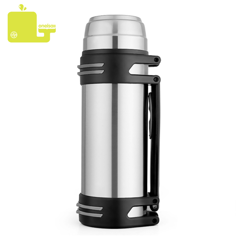2L 304 Stainless Steel Travel Water Pot Thermal Pot Bottle For Home Sport Climbing Picnic Outdoor Water Bottle GYBL1011