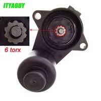 4F0998281B 4F0 998 281B Wheel Handbrake Brake Caliper Servo Motor 12 6 Torx For Audi A6
