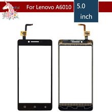 5.0 For Lenovo A6010 A 6010 LCD Touch Screen Digitizer Sensor Outer Glass Lens Panel Replacement 4 5 for lenovo a516 a 516 lcd touch screen digitizer sensor outer glass lens panel replacement