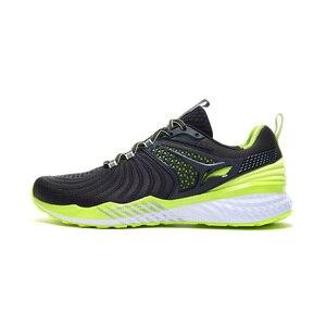 Image 5 - Li ning mężczyźni LN CLOUD 2019 V2 poduszki świecące buty do biegania stabilne wsparcie LiNing Bounce buty sportowe trampki ARHP013 SJFM19