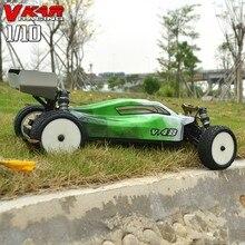 VKAR RACING V.4B 1:10 80 км/ч 2,4 ГГц 2CH 4WD бесщеточная, высокая скорость электроники дистанционного управления Monster Truck, Rc гоночные автомобили RTR