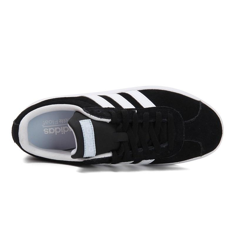 vente chaude en ligne 7d9e7 88787 Nouveauté originale 2018 Adidas NEO Label VL COURT 2.0 WCOURT chaussures de  skate femme baskets