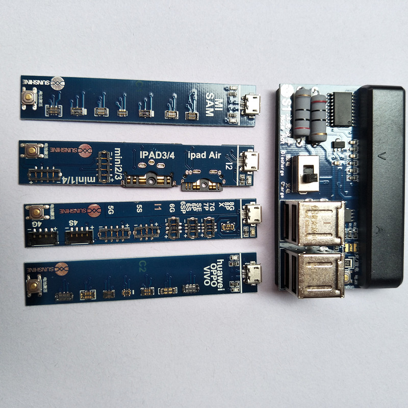 universal charge activation board for iPhone for samsung for hua wei Battery Activation Charger Line Repair Tool
