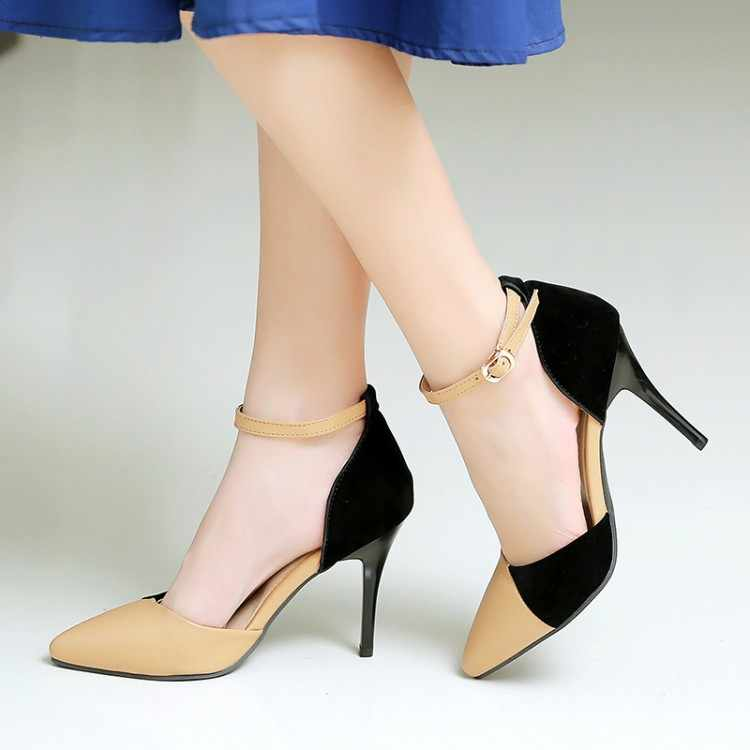 Big Size 11 12 13 high heels sandals