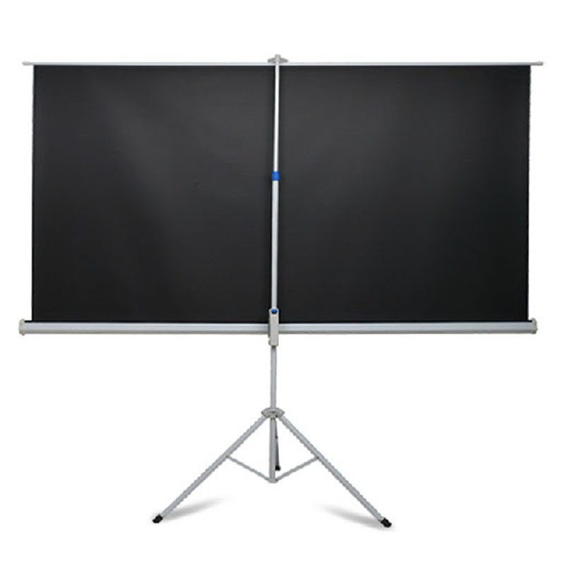 Fast Free Shipping! Tripod Portable Projection Screens 84 inches 16:9 HD Floor stand Bracket Projector Screen Matt White 72 inches and the authenticity of the tripod white plastic screen projector projector screen