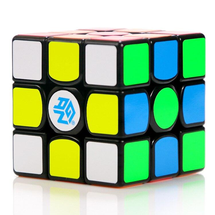 GAN 356 Air SM 3x3x3 Master magnétique Puzzle magique Cube professionnel Gans vitesse Cube Magico Gan356 aimants jouets pour enfants