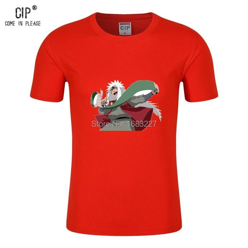 CIP 100% Cotton Naruto Costumes Boys Girls T-shirt New 2017 Summer Baby Clothes Short-sleeve Toddler T Shirts Kids Clothing ropa