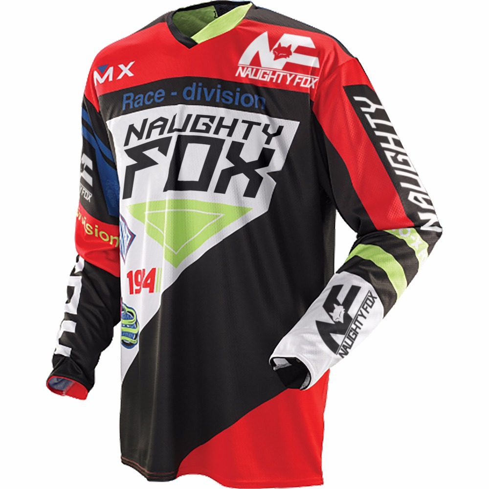 360 Race Division Motocross Jersey Dirt Bike Cycling Bicycle MX MTB ATV DH T Shirts Off