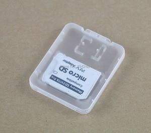 Image 1 - 100 pcs/lot Vsd2vita 5.0 Version5.0 SD2Vita pour PSVita 1000 2000 carte de jeu mémoire à Micro adaptateur SD 3.60 système 256GB