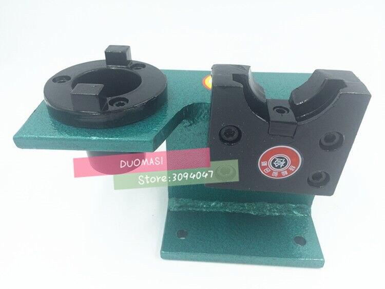 Купить с кэшбэком Taper BT40 Vertical/Horizontal tool holder device