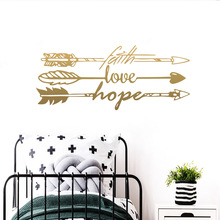 NEW arrow Stickers Home Decoration Nordic Style vinyl Room Kids Mural